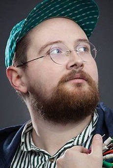 Baltimore electronic musician Dan Deacon announces Orlando show in November