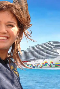 Kelly Clarkson to bless, become godmother of Norwegian cruise ship