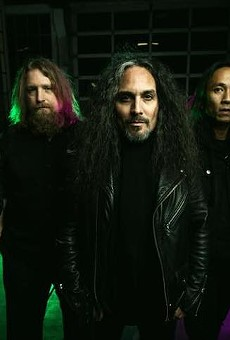 Californian thrash metal heavies Death Angel set their sights on Orlando in December