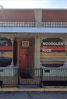 Noodles and Rice closed in August of this year.