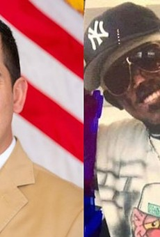 State Rep. and blackface fan Anthony Sabatini wants to allow gun owners to openly carry in public without a license