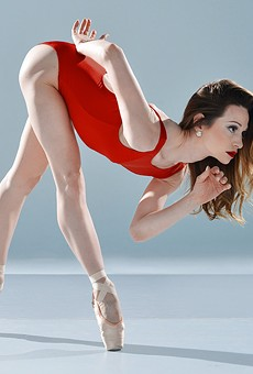 Orlando Ballet: Uncorked showcases dance in close, casual quarters at the Abbey