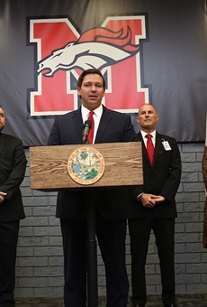 Gov. Ron DeSantis announces increase in starting salary to $47,500 for Florida teachers