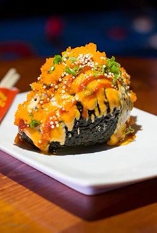 Sushi & Seoul on the Roll food truck to take over Sanford's Celery City Craft beer bar kitchen