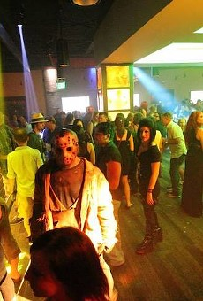 Even though Spooky Empire moved to Tampa, Moshi Moshi Productions is still throwing an after party at Pointe Orlando