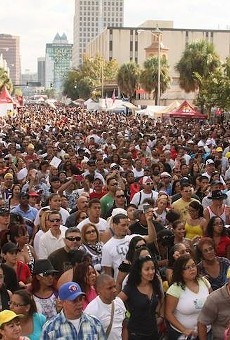 Calle Orange celebrates Hispanic culture for the 21st year in a row this Sunday