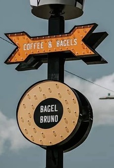 Bagel Bruno will soft open Nov. 11 in College Park