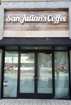 San Julian's Hills Coffee coming to Lakeside Crossing in Winter Park