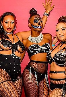 Bombshell's Tavern hosts Wicked Ways Cabaret burlesque variety show this week