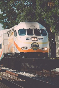 New project spotlights local artists on SunRail cars