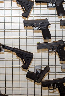 NRA relaunches federal lawsuit to allow teenagers to buy guns in Florida