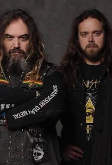Max Cavalera to steer metal ragers Soulfly through Orlando in February 2020