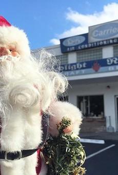 Redlights Saves Christmas returns for an Orlando tradition