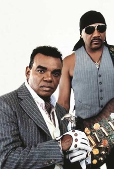 Soul legends the Isley Brothers give Orlando a shout at the Bob Carr