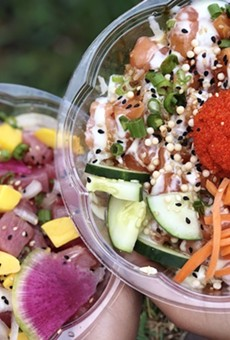 Sanford's new Kona Poké will host a weeklong grand opening