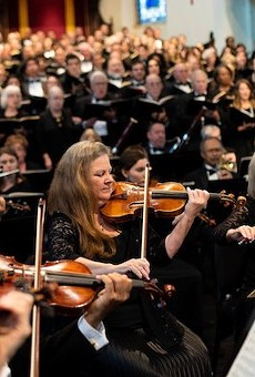 Winter Park's Bach Festival Society holiday concert to air nationally on PBS this month