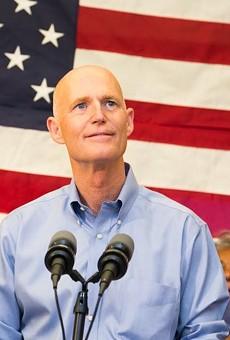 Florida Sen. Rick Scott's response to Pensacola shooting is more guns