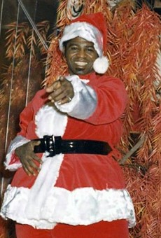 DJ BMF brings the funk to Orlando's holiday with annual James Brown Christmas party