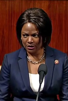 Central Florida Congresswoman Val Demings stood out during impeachment debates