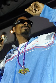 Snoop Dogg and Warren G. are gonna party in Orlando like it's 1994