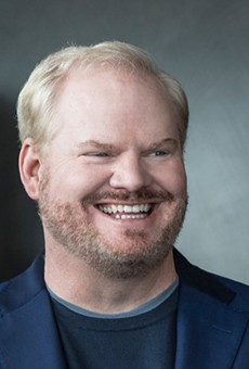 Jim Gaffigan brings much more than dad jokes to his post-Christmas show in downtown Orlando