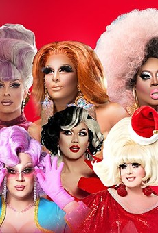 A Drag Queen Christmas will sashay and sleigh the winter way