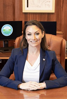Agriculture Commissioner Nikki Fried breaks with Gov. DeSantis, sides with cities and counties on gun law