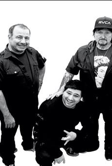 Reconfigured West Coast punk legends Radolescents bring Cali punk to Orlando