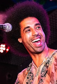 Central Floridian blues master Selwyn Birchwood to play the New Standard this weekend