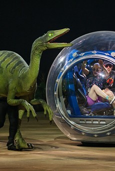 The 'Jurassic World' live-action show to bring the chaos to Orlando in January
