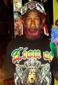 "Dub reggae alchemist Lee ""Scratch"" Perry returns to Orlando in February"