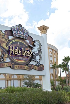 In a major overhaul, Orlando's Holy Land Experience will end all theatrical productions