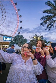Orlando Wine Festival moves from downtown to I-Drive, and it may not be the last event to do so