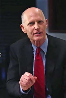 Sen. Rick Scott, 'held hostage' by Trump's impeachment, uses it to build his own national profile