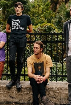 Folk-punk agitators AJJ bring their fiery and timely anthems to Orlando this weekend