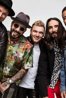 So close, yet so far! Orlando's own Backstreet Boys announce Tampa tour stop in September