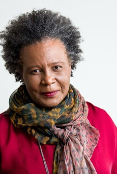 Writer Claudia Rankine