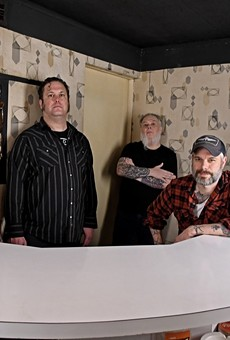 Cinematic Americana masters Lucero make their long-awaited Orlando return