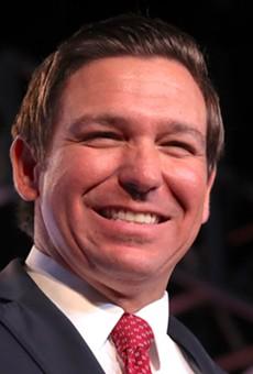 Florida Gov. Ron DeSantis keeps piling up campaign committee cash
