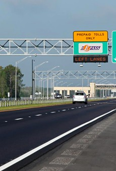 Orlando toll worker said she was fired for calling in sick