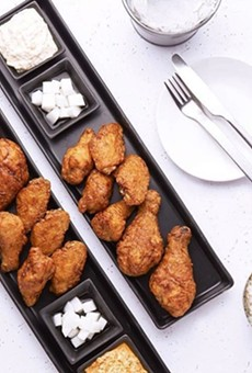 South Korean fried chicken arrives with the area's first Bonchon, King Bao branches out with a new lobster roll concept, plus more in local foodie news