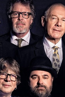 Prog legends King Crimson bring their regal presence to Orlando in June