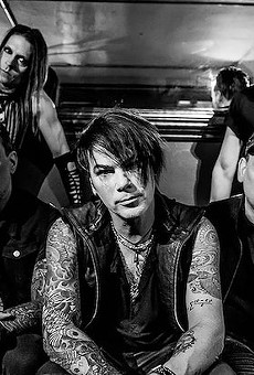Resurgent industrial-metal band Stabbing Westward bring their spring tour to Orlando in May