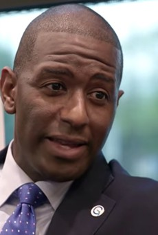 Andrew Gillum to go into rehab for alcohol abuse