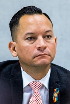 State Rep. Carlos Guillermo Smith, D-Orlando