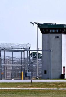 Florida inmates at private prison test positive for coronavirus