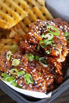 Chi-Kin brings Korean-fried flavors to flap-happy folks in Mills 50