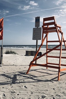 In the absence of state leadership, some Florida counties are reopening their beaches
