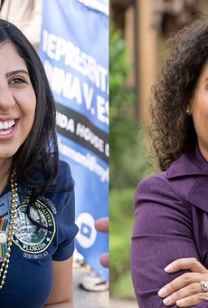 Orlando state representatives Anna Eskamani and Amy Mercado draw election opponents