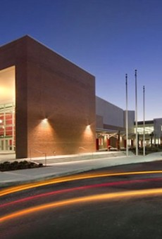 Edgewater High School in Orlando